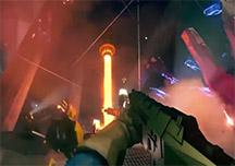 深岩银河实机演示视频 科幻题材多人FPS游戏