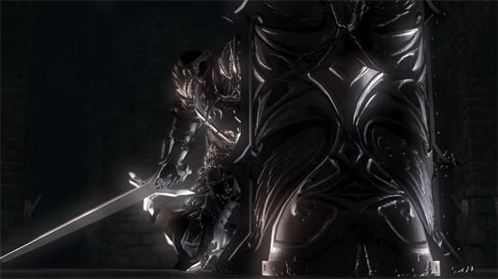 魂系列未采用动画被挖出 插螺旋剑篝火献祭