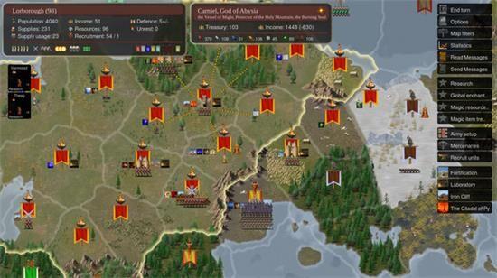 领土之战5背景介绍 领土之战5游戏背景