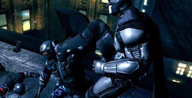 蝙蝠侠:阿甘起源黑门第一章攻略 第一章图文流程