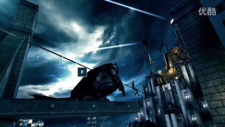 蝙蝠侠:阿甘起源黑门流程第一期 第一期攻略视频