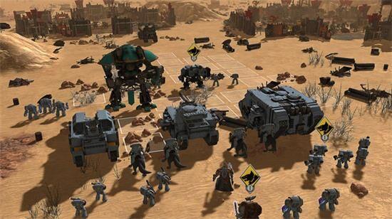 战锤40K:神圣军团评测分享 战锤40K:神圣军团游戏评测
