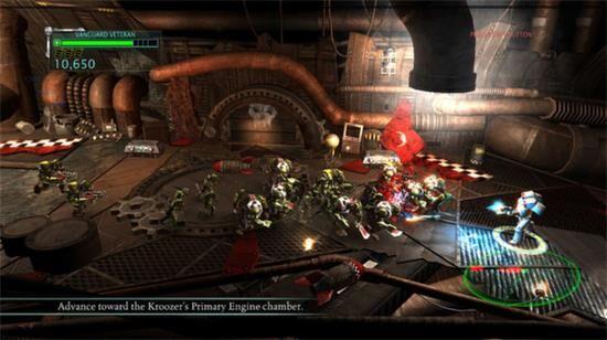 战锤40K:杀戮小队操作介绍 杀戮小队按键操作一览