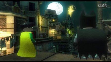 乐高蝙蝠侠流程第一期 乐高蝙蝠侠第一期攻略视频