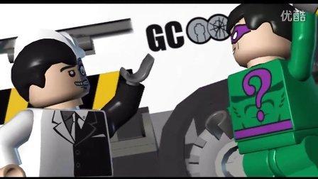 乐高蝙蝠侠流程第三期 乐高蝙蝠侠第三期攻略视频