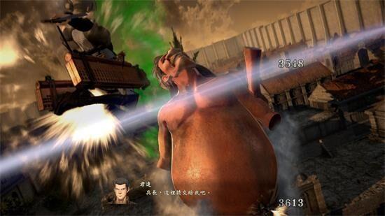 进击的巨人2战斗技巧分享 进击的巨人2怎么杀巨人