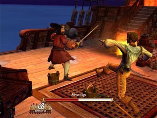 席德梅尔的海盗战斗指南 席德梅尔的海盗战斗心得