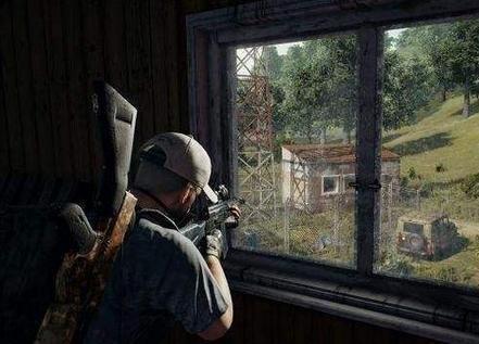 绝地求生大逃杀窗户视野对比 绝地求生窗户要不要打碎