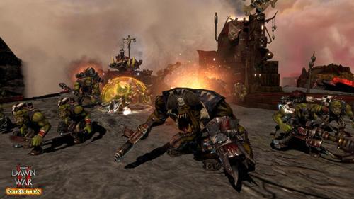 战锤40K:战争黎明2惩罚预告片 游戏视频预告