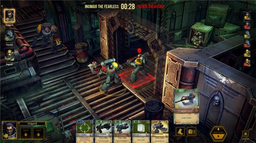 战锤40k:太空狼试玩视频 游戏试玩解说视频