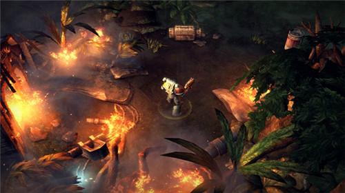 战锤40k:太空狼宣传片视频 游戏宣传视频