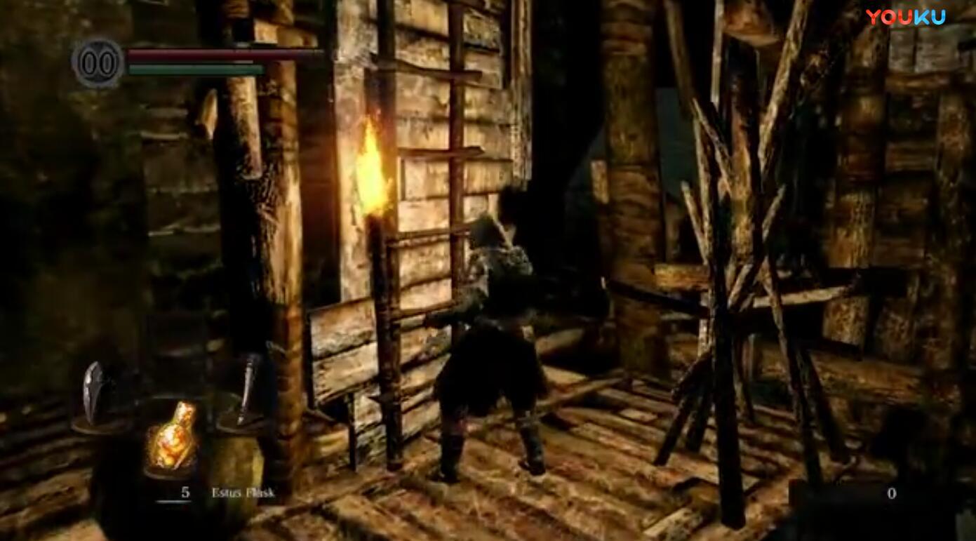 黑暗之魂:重制版演示视频 黑暗之魂:重制版游戏演示