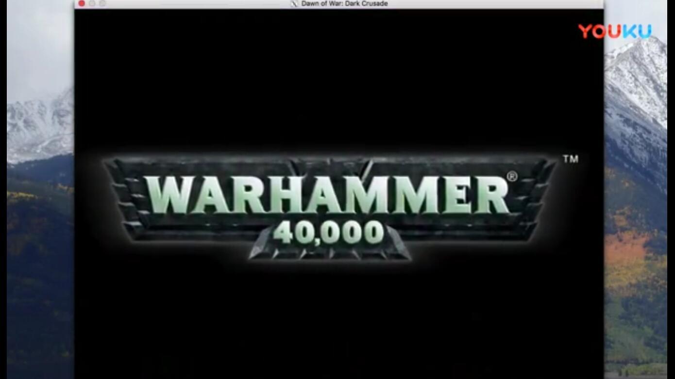 战锤40K:黑暗十字军试玩视频 黑暗十字军游戏试玩