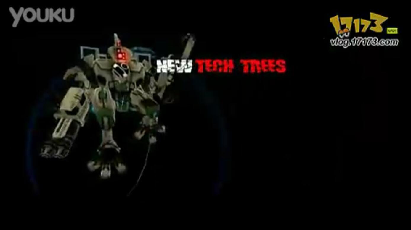 战锤40K:黑暗十字军MOD预告 黑暗十字军MOD宣传片