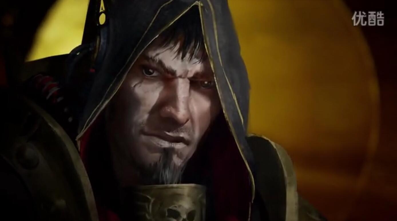 战锤40K:末日之战预告视频 末日之战游戏预告
