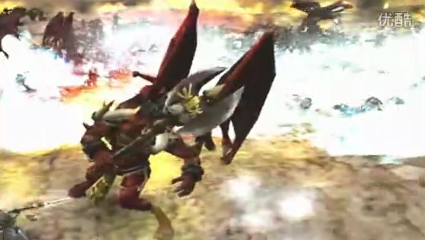 战锤40K:末日之战宣传演示 末日之战官方宣传片
