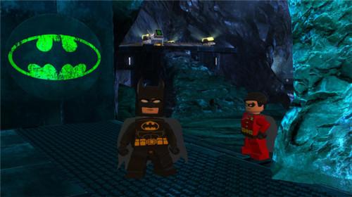 乐高蝙蝠侠2:超级英雄流程攻略视频解说第一期