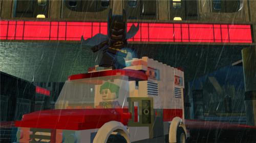 乐高蝙蝠侠2:超级英雄流程攻略视频解说第二期