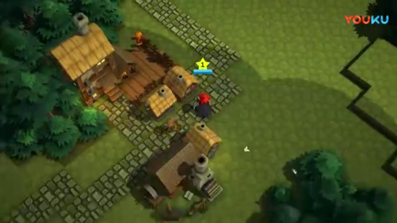 山谷守卫预告视频 山谷守卫游戏预告