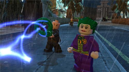 乐高蝙蝠侠2:超级英雄试玩视频 游戏试玩视频解说