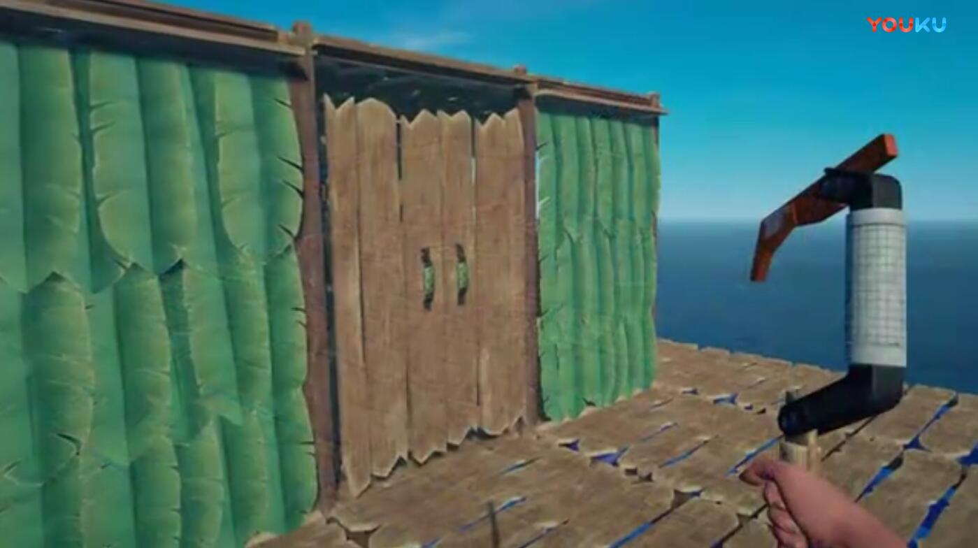 Raft预告视频 Raft游戏预告