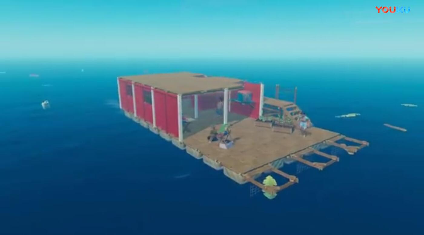 Raft宣传视频 Raft游戏宣传片