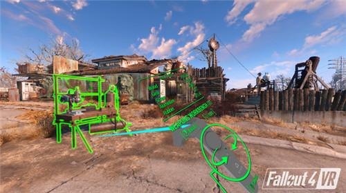 辐射4VR评测 辐射4VR游戏视频评测