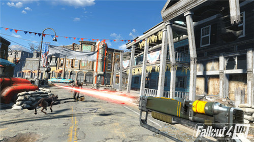 辐射4VR演示视频 游戏视频演示