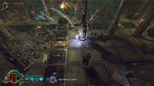 战锤40K:审判官殉道者CG视频 游戏CG开场动画
