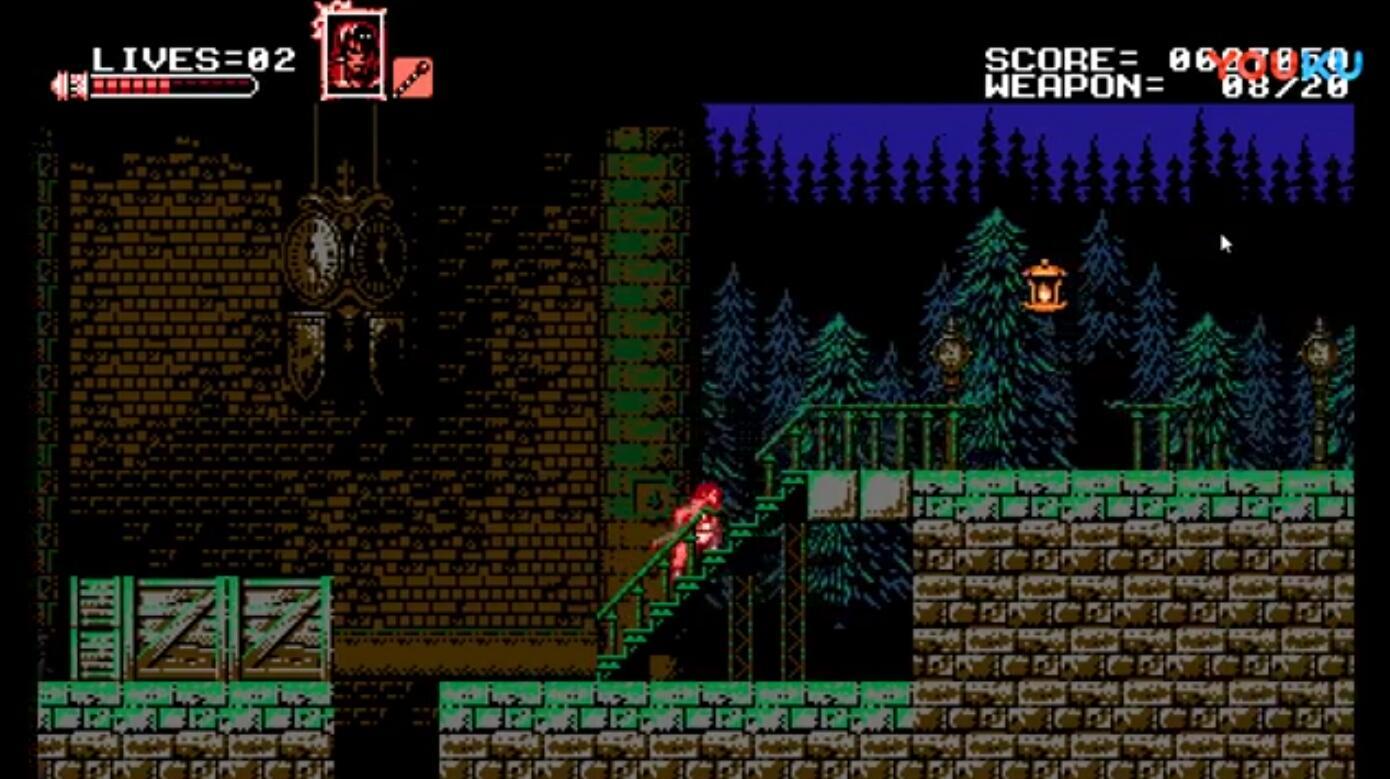 血污:月之诅咒试玩视频 血污:月之诅咒游戏试玩