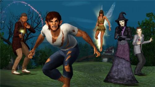 模拟人生3:邪恶力量预告片 游戏视频预告