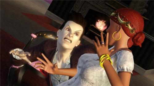 模拟人生3:邪恶力量僵尸视频 僵尸视频解说
