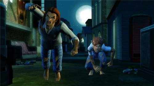 模拟人生3:邪恶力量狼人视频 狼人视频解说
