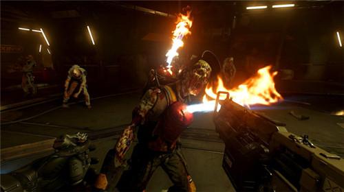 《毁灭战士VFR》游戏截图欣赏 身临其境的体验