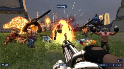 英雄萨姆HD:二次遭遇特色介绍 游戏特色玩法解析