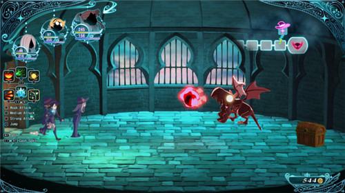 小魔女学园:时空魔法与七大不可思议全家具收集攻略