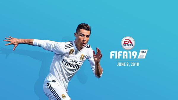 EA公布《FIFA 19》封面人物 C罗连续两年当选
