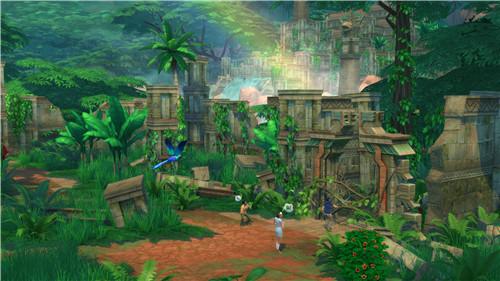 模拟人生4:丛林探险神殿圣物魔法效果介绍