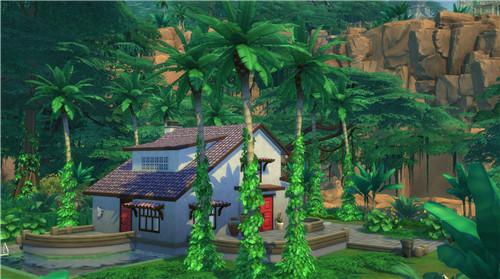探索神秘丛林 《模拟人生4:丛林探险》专区上线