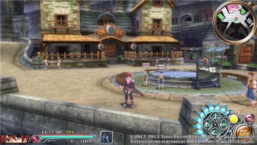 《伊苏:塞尔塞塔的树海》PC重制版7月推出