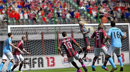 fifa13生涯模式玩法攻略 GK心得分享