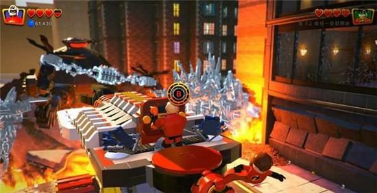 灵敏机器侠第二关_乐高超人总动员第十二关攻略 第十二关图文流程(2)_小皮单机游戏