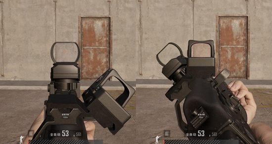 绝地求生侧面瞄具怎么使用攻略 侧面新瞄具安装上手方法/设置新手教程攻略