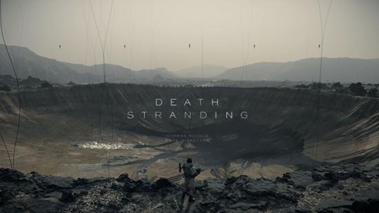 小岛秀夫推特发图 暗示《死亡搁浅》的新预告片