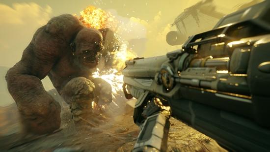 《狂怒2》bfg武器已确定为豪华版和收藏家版独占