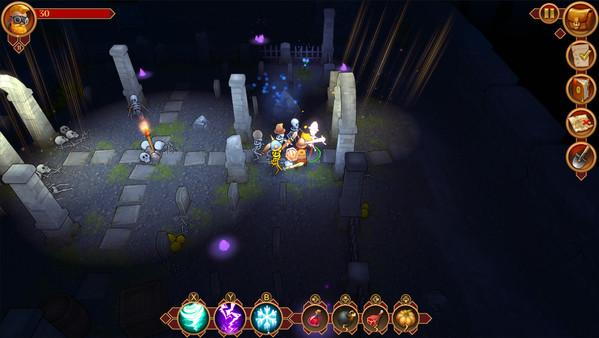 《远征猎人》专题站上线 坐标式ARPG游戏