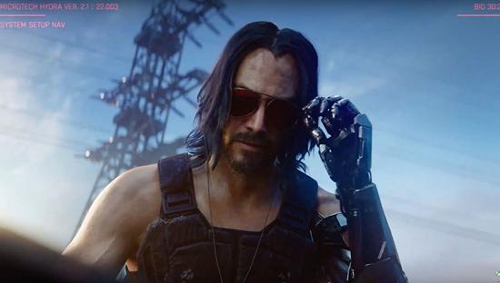 《赛博朋克2077》含多结局 玩家可不加人体改造通