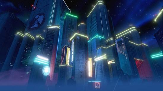 无主之地3新星球普罗米西亚公布 未来繁华大都会