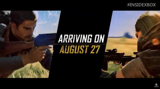 绝地求生第4赛季8月27日登陆xbox 将支持跨平台联