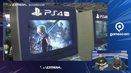 最终幻想7重制版屏摄试玩 克劳德凶斩极限技